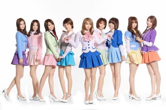 Chinese Girl's Generation? | Sapphirebluelf's Blog